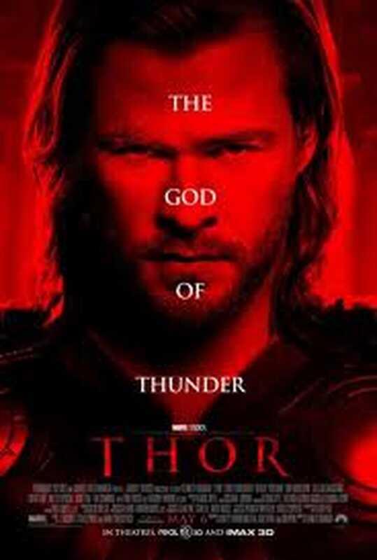 Thor film: otec učí pokory