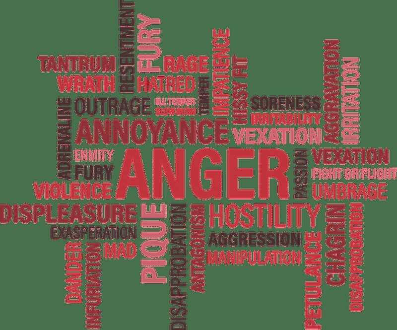 Όπου υπάρχει ναρκισσισμός, θα υπάρξει θυμός