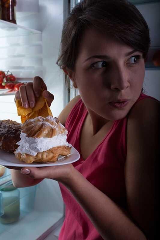 7 hemmelige spisevaner, der kan være tegn på en spiseforstyrrelse