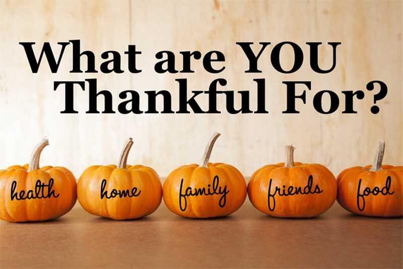 Dan zahvalnosti, zašto vaše zdravlje i sreća ovise o tome