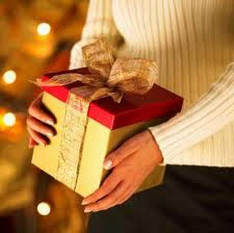 Den ultimative gave - giver gaven autentisk dig, 1 af 2