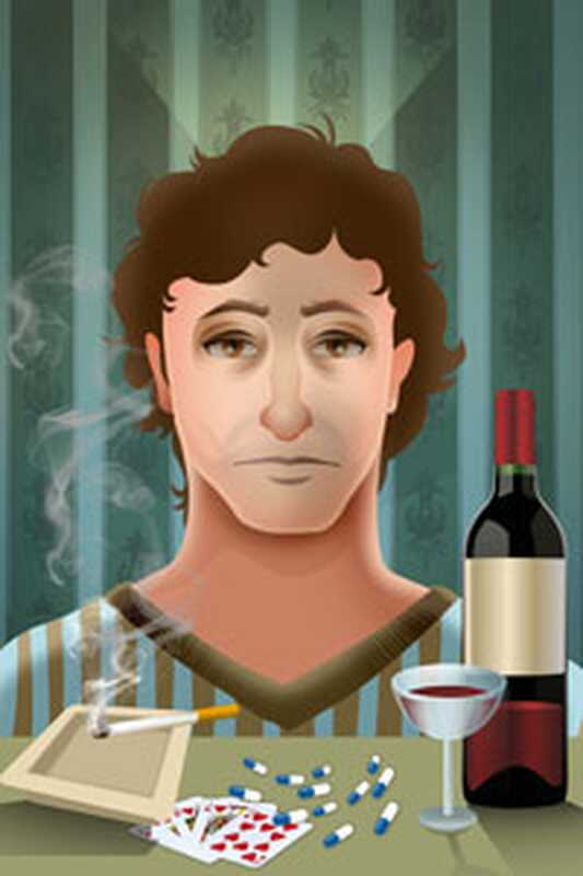 Závislost - drogy nebo alkohol nebo chování?
