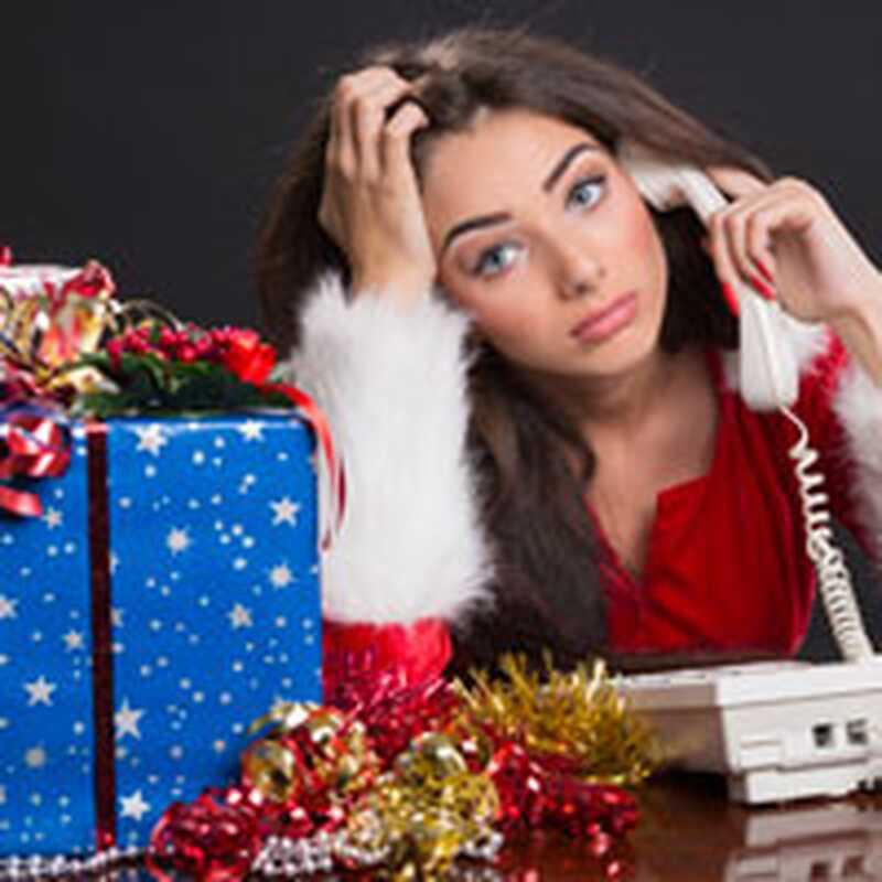 Holiday hoopla може да усили всички разстройства с дефицит на вниманието, включително секс и любов