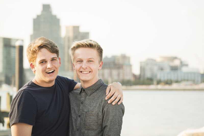 Homosexuální identita a raná trauma - vývoj