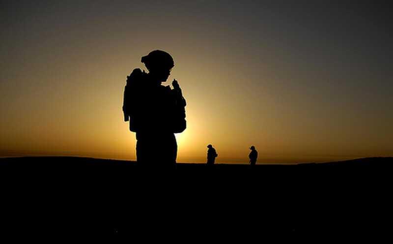 Военна сексуална травма, свързана с посттравматично стресово разстройство