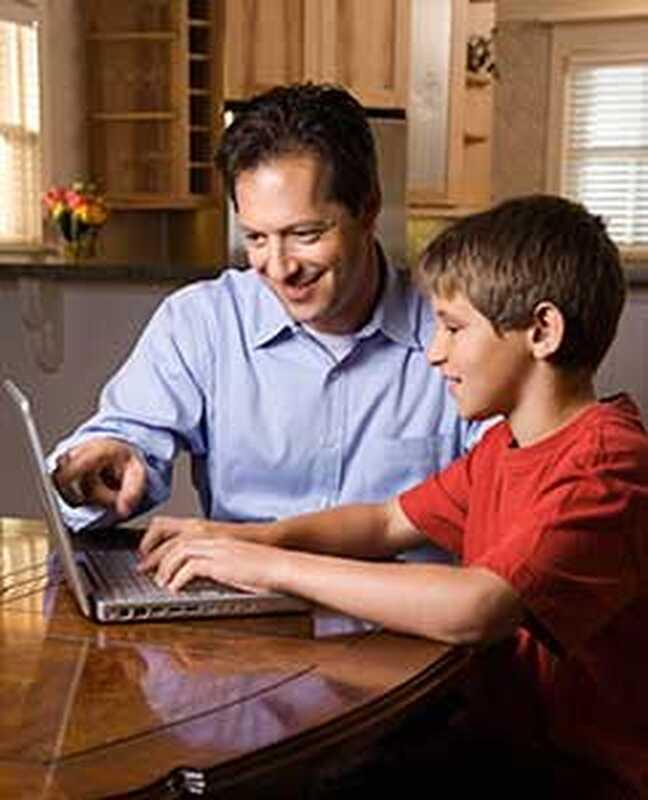 Защита на децата от онлайн опасности