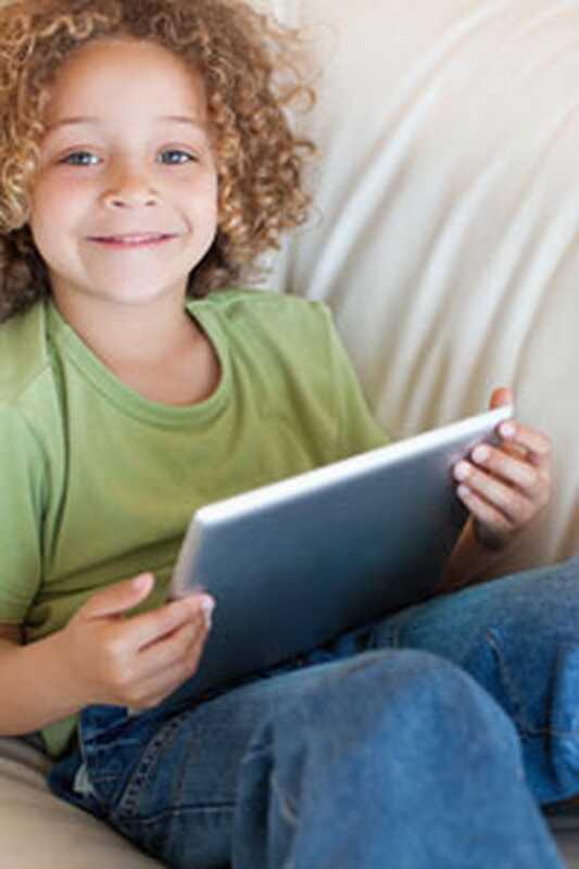 Wenn Sie Ihre Kinder erziehen, wie viel Tech ist zu viel Tech?