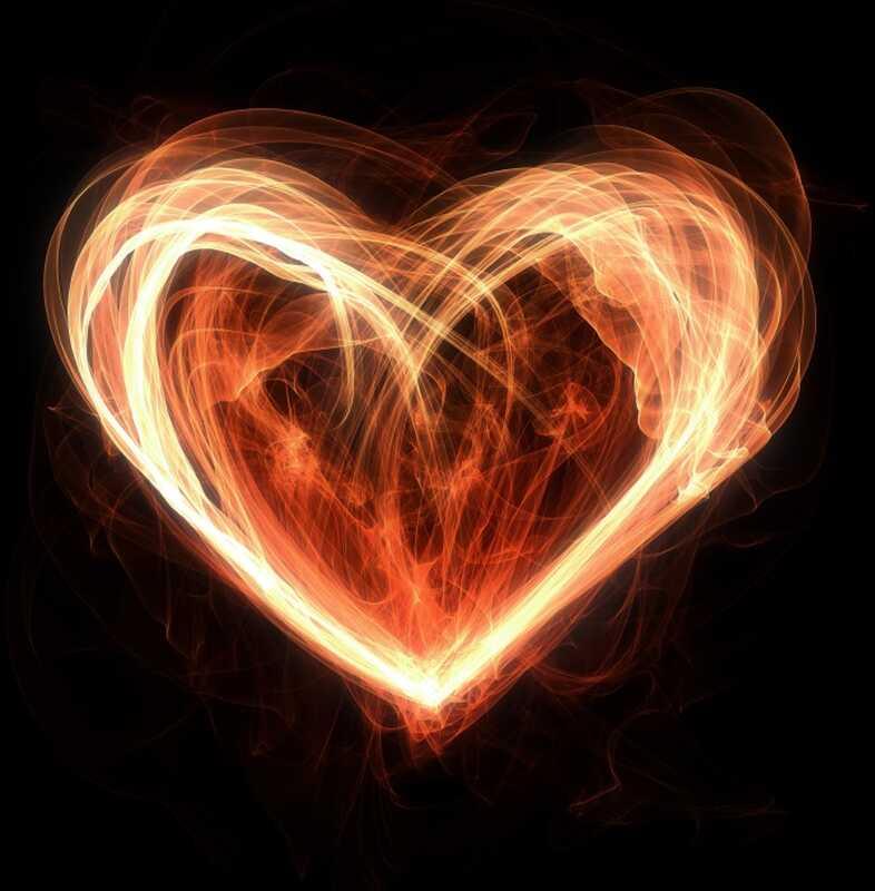 Entzünde dein inneres Feuer: 25 inspirierende Absichten