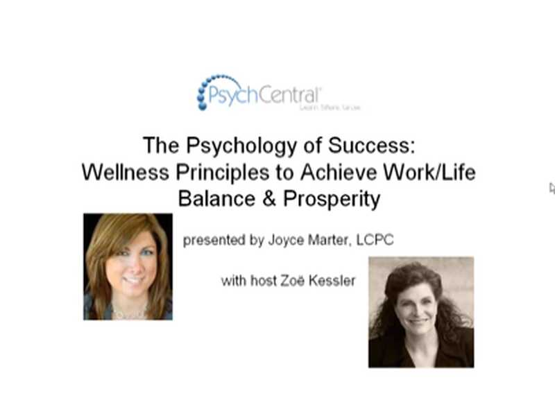 Zvládnout psychologii úspěchu v roce 2018