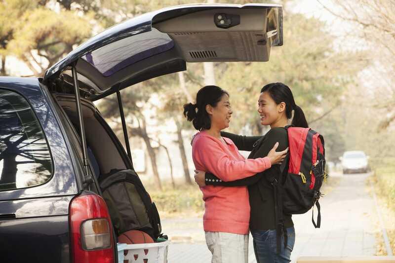 Bereiten Sie sich und Ihr Kind auf den Übergang zum College vor