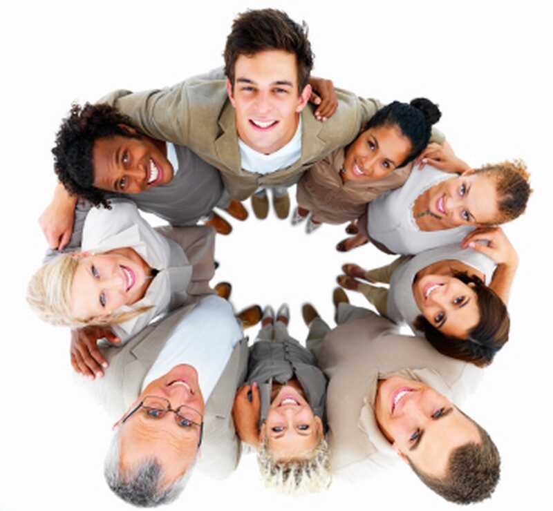 Succesfulde mennesker udnytter deres support netværk: gør du?