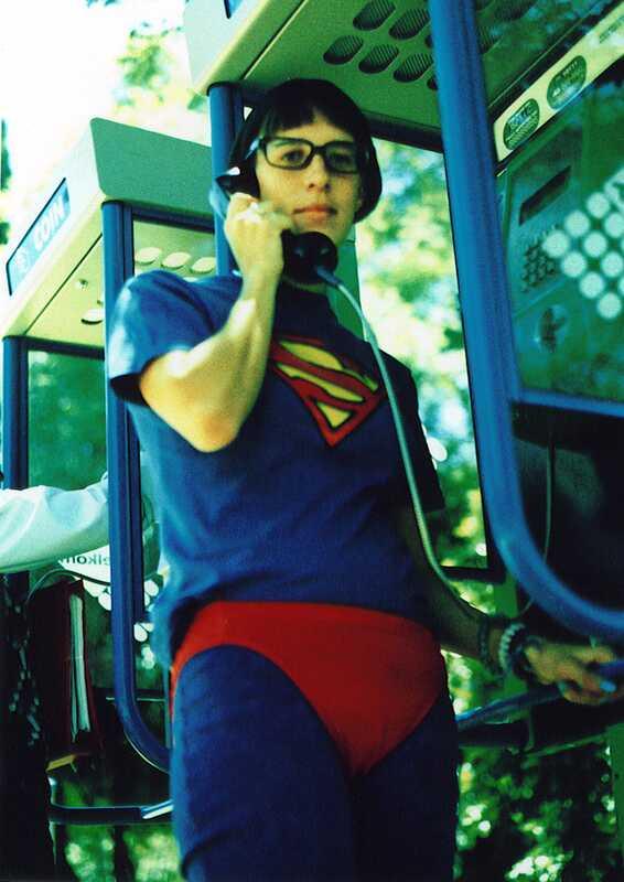 Tuleb kokku leppida sellega, et te ei saa olla superman