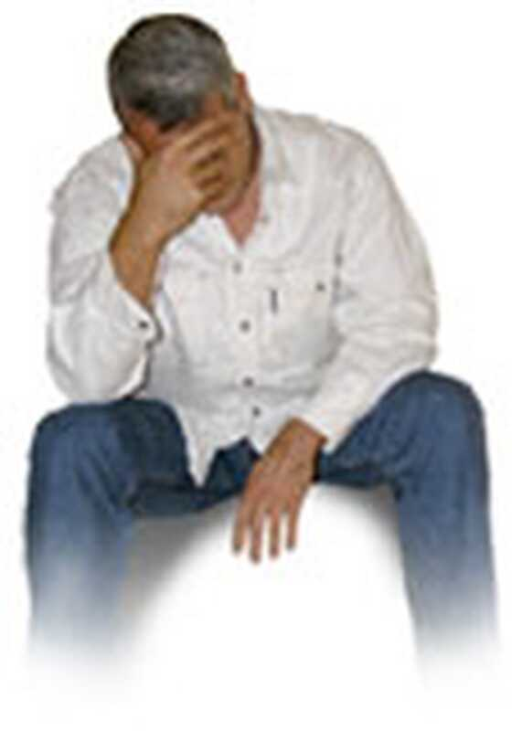 Deprese u mužů