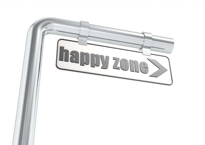 Hledání komfortní zóny?