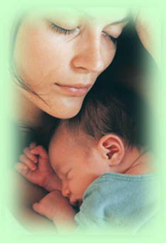 Mai ist nationaler Monat der mütterlichen Depression