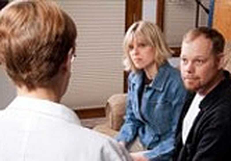 Wann, was und warum treffen Sie sich mit dem Therapeuten Ihres Partners?