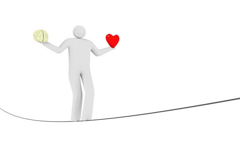 Какво държиш на ума си? Какво държи сърцето ти?