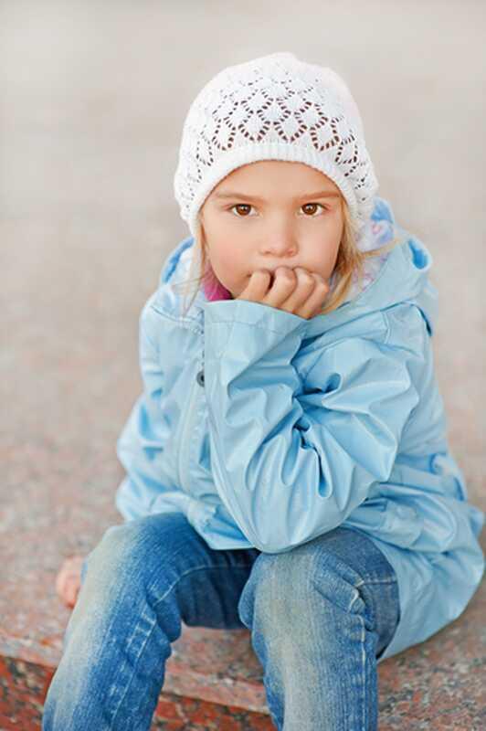 Průvodce rodičem k porozumění dětské úzkosti