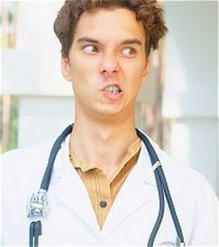 Špatné zvyky bezohledných lékařů a terapeutů