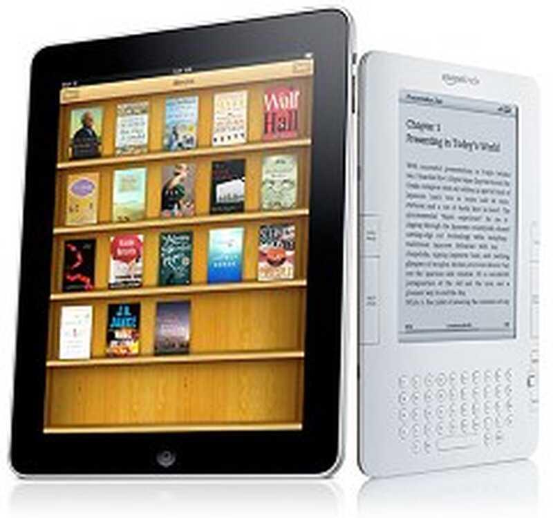 Špatný výzkum: srovnání rychlostí čtení iPad, Kindle a knihy
