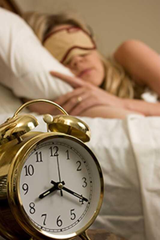 Cirkadiánní porucha spánkového rytmu: máte abnormální vzhled spánku?
