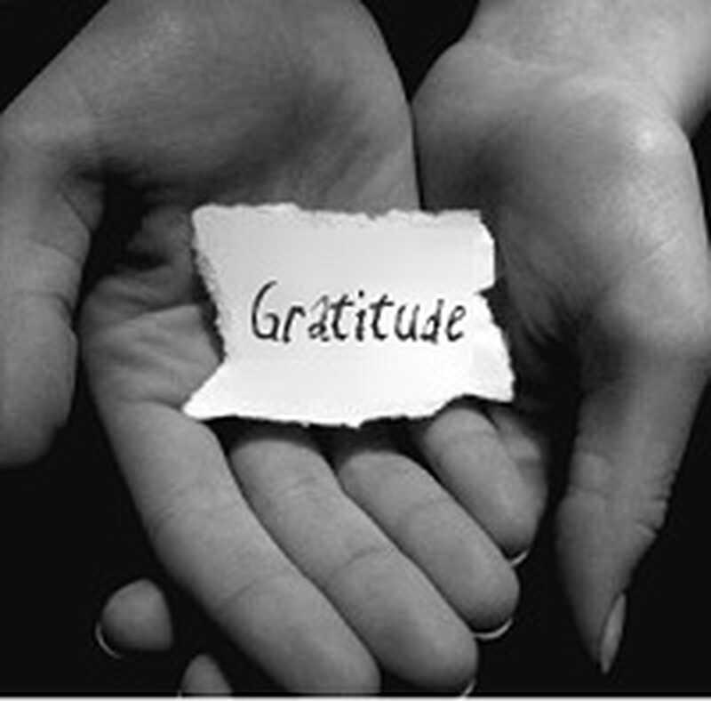 Kultiverende taknemmelighed: ud over narcissisme og mod forbindelse