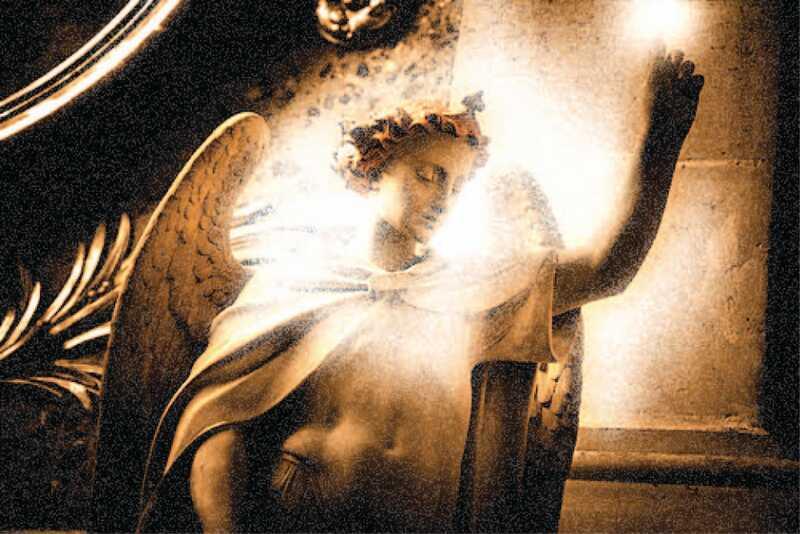 Danse med engle: kunst fra mørket og lyset