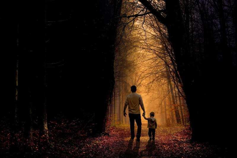 Addiction og adoption trauma: et tab af tillid