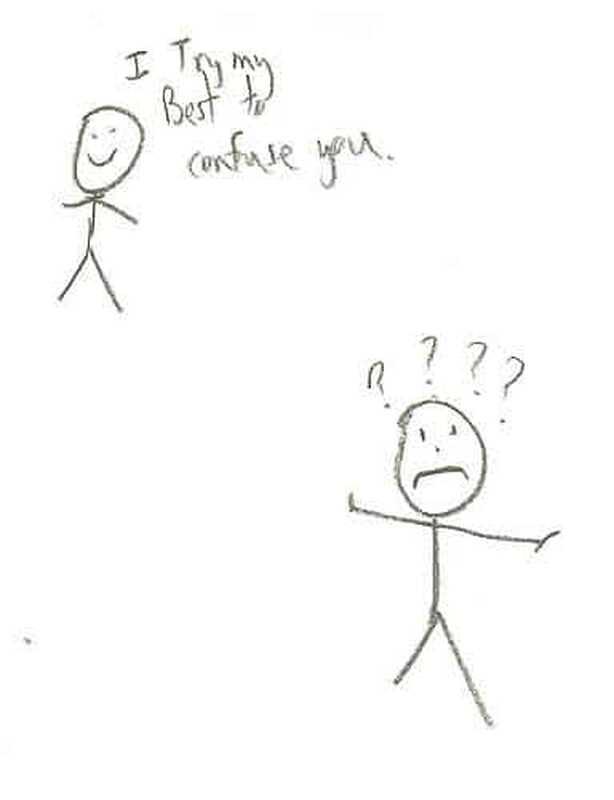 Když lidé nesprávně interpretují příznaky poruchy pozornosti s hyperaktivitou