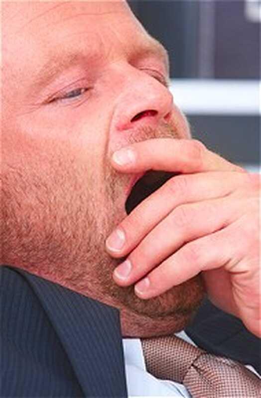 12 nejvíce nepříjemných špatných návyků terapeutů
