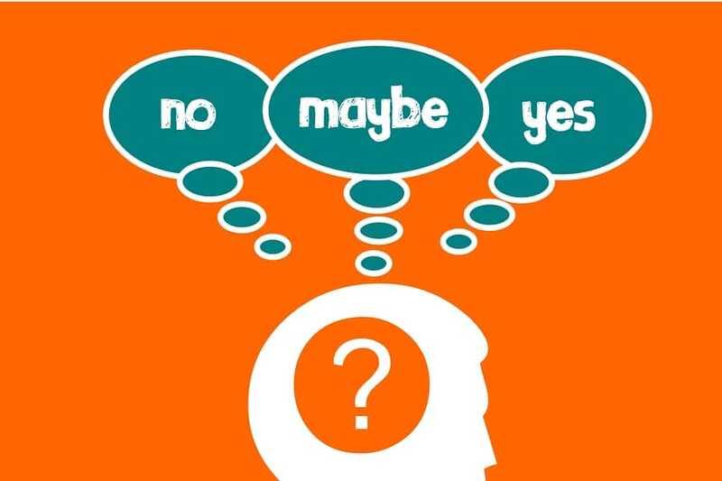 7 tipů, jak nakopat zvyk nerozhodnosti