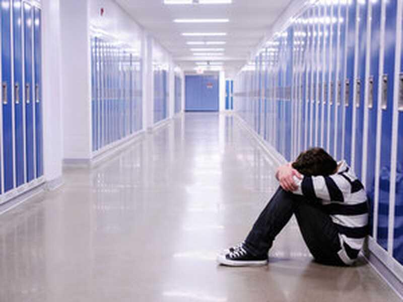 8 tips voor tiener-depressie