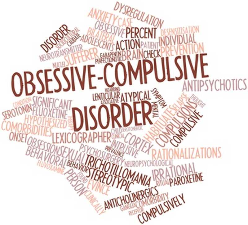 Zánět mozku a obsedantně-kompulzivní porucha