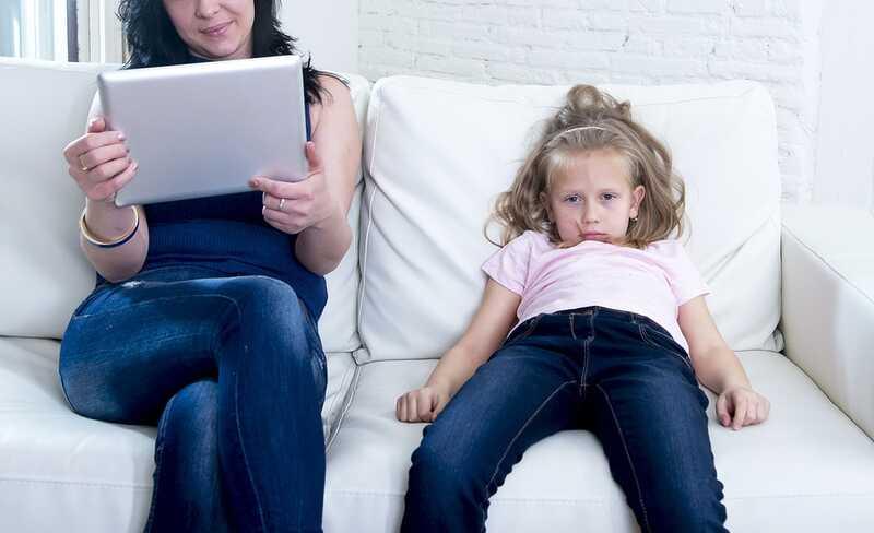 Vyřešíte-li narcistický rodič